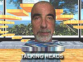 click for Avatar Mall demo page - CSELT's talking heads paved the way