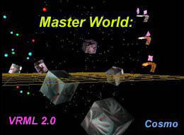 click for entry to MASTER WORLD - UROBOROS VRML 2.0